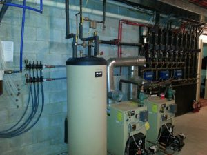 oil Furnace repair installation